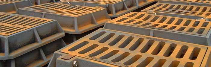 Manhole Cover And Frame >> U.S. Foundry   Stormwater Drainage